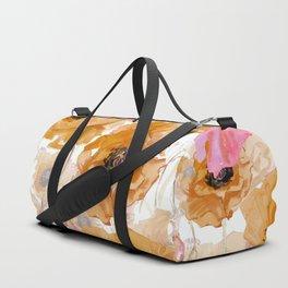 California Poppy Duffle Bag