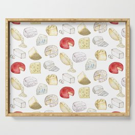 Cheese Board Serving Tray