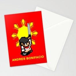 16-bit Andres Bonifacio Stationery Cards