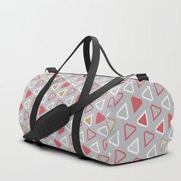 Diamond Pattern 10 Duffle Bag