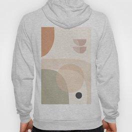 Abstract Minimal Shapes 11 Hoody