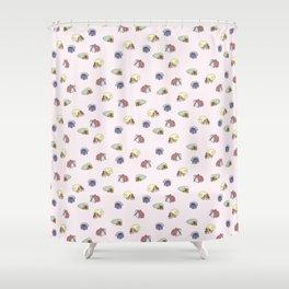Hermit Crabs Shower Curtain