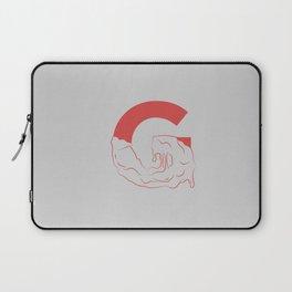 G Illustrated Laptop Sleeve