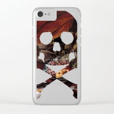 Vanity VII Jacob's 1968 Agency Paris Fashion Design Clear iPhone Case