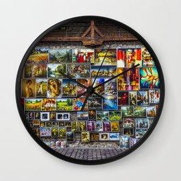 Artwork. Wall Clock