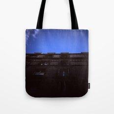 Holga Building Tote Bag