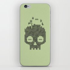 Dead Boy iPhone & iPod Skin