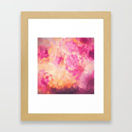 Healing Time Framed Art Print
