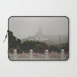 Hong Kong Tian Tan Buddha Laptop Sleeve
