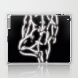 Standing Male Laptop & iPad Skin