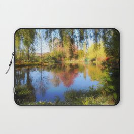 Dreamy Water Garden Laptop Sleeve