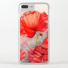 LE CAPRICE Clear iPhone Case