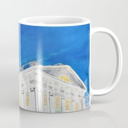 Nauvoo Illinois LDS Temple Coffee Mug