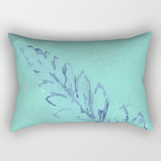 Painting II Rectangular Pillow