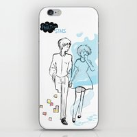 tfios iPhone & iPod Skins featuring TFIOS  by swiftstore