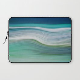 OCEAN ABSTRACT Laptop Sleeve