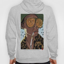 DEPP: Fear and Loathing in Bat Country Hoody