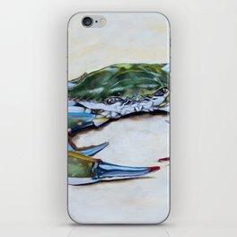 Feeling Crabby iPhone Skin
