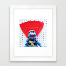 I Just Want to Fly Framed Art Print