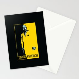 The One Who Knocks Stationery Cards