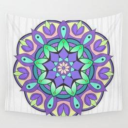 Mandala Awakening 2 Wall Tapestry
