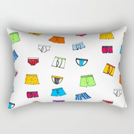 Underwear Rectangular Pillow