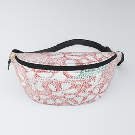 small drops Fanny Pack