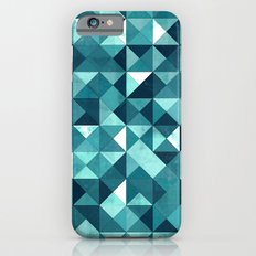 Lovely Geometric Background IV Slim Case iPhone 6s