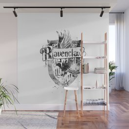 Ravenclaw Crest Wall Mural