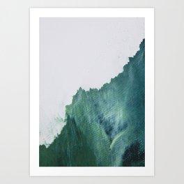 Painted Waters Art Print