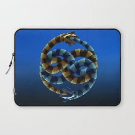 The Never Ending Sand Worm Laptop Sleeve