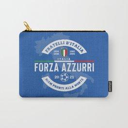 Forza Azzurri (Italia is back!) Carry-All Pouch