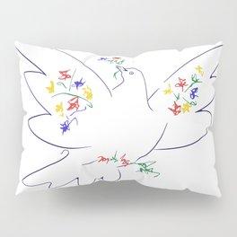 Picasso's Dove Pillow Sham