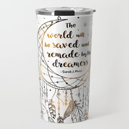 Saved and Remade Travel Mug