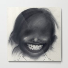 HOLLOW CHILD #17 Metal Print