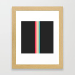 Retro Tikoloshe Framed Art Print