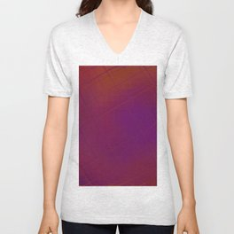 Re-Created Twisted SQ XIII by Robert S. Lee Unisex V-Neck