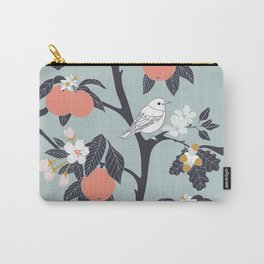 MAMA ROSA GARDEN - BIRD Carry-All Pouch