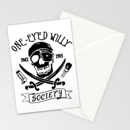 Goonies One Eyed Willy Stationery Cards