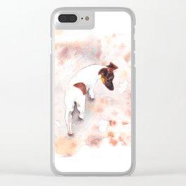 Keshu Clear iPhone Case