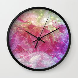 Catching Jellyfish Wall Clock