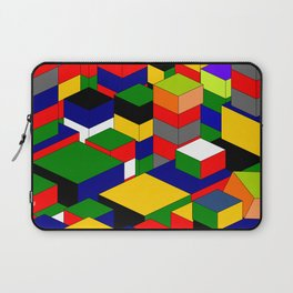 zappwaits squares Laptop Sleeve