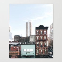 From the Highline / New York City Canvas Print