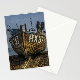 Hastings Fishing Boat Stationery Cards