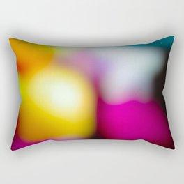 Bunter Traum Rectangular Pillow