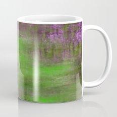 Green Color Fog Mug