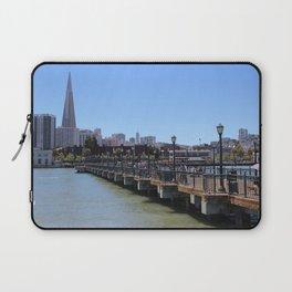 San Francisco Pier Laptop Sleeve