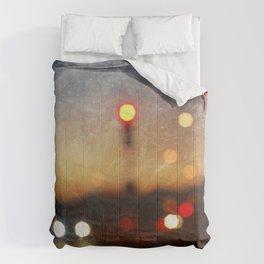 Night Drive Comforters
