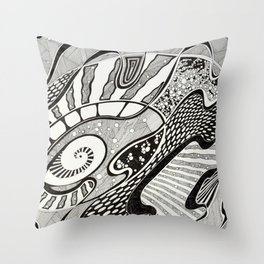 A given value of true Throw Pillow
