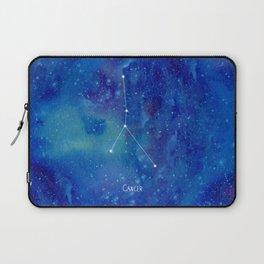 Constellation Cancer Laptop Sleeve